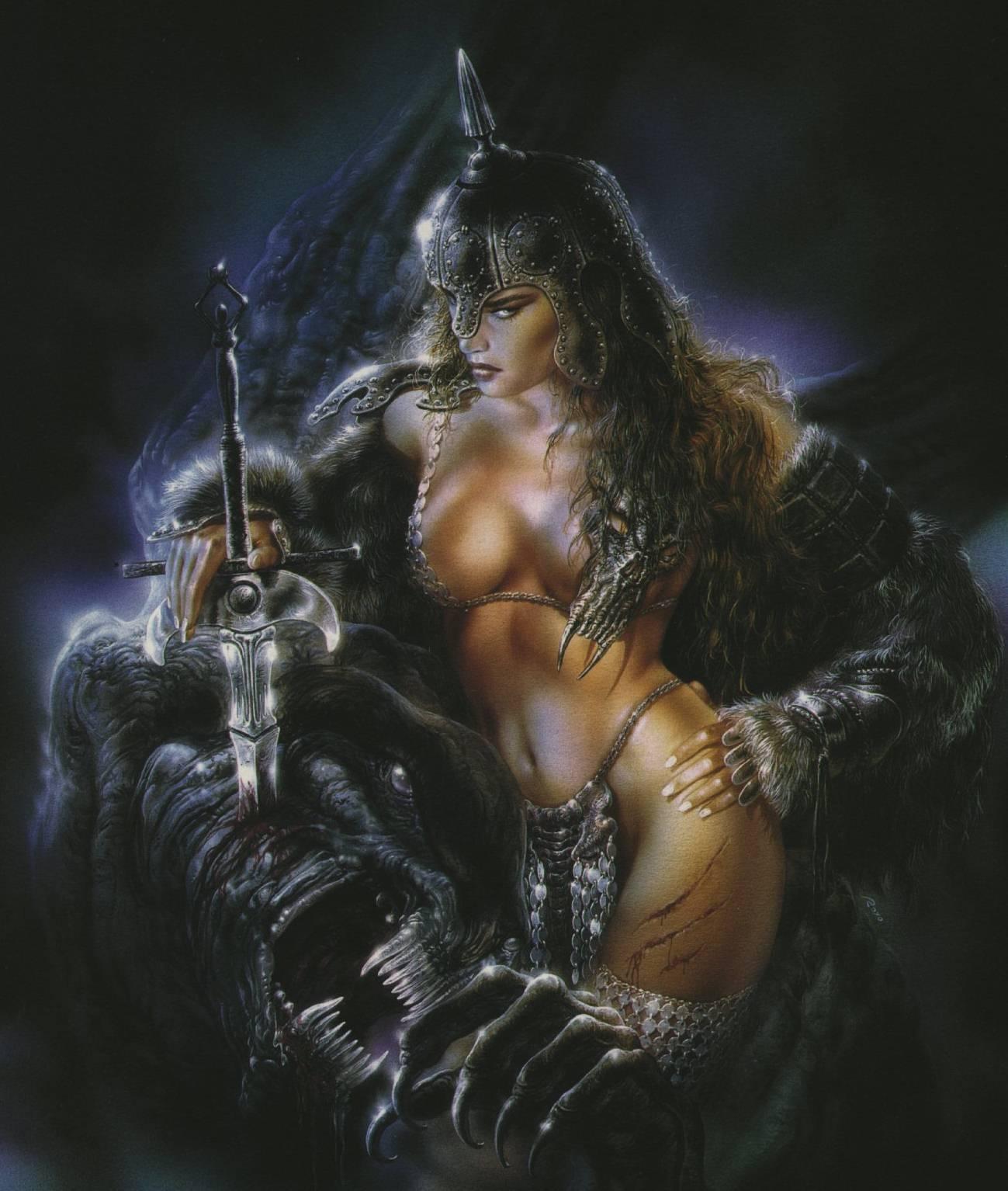 Warrior woman fantasyporn pictures erotica thumbs